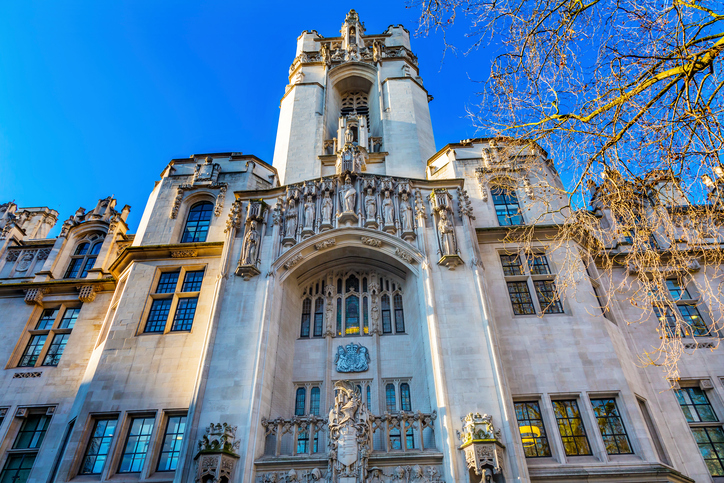 "UK Supreme Court: agency justified in not repeating ""mistake"""