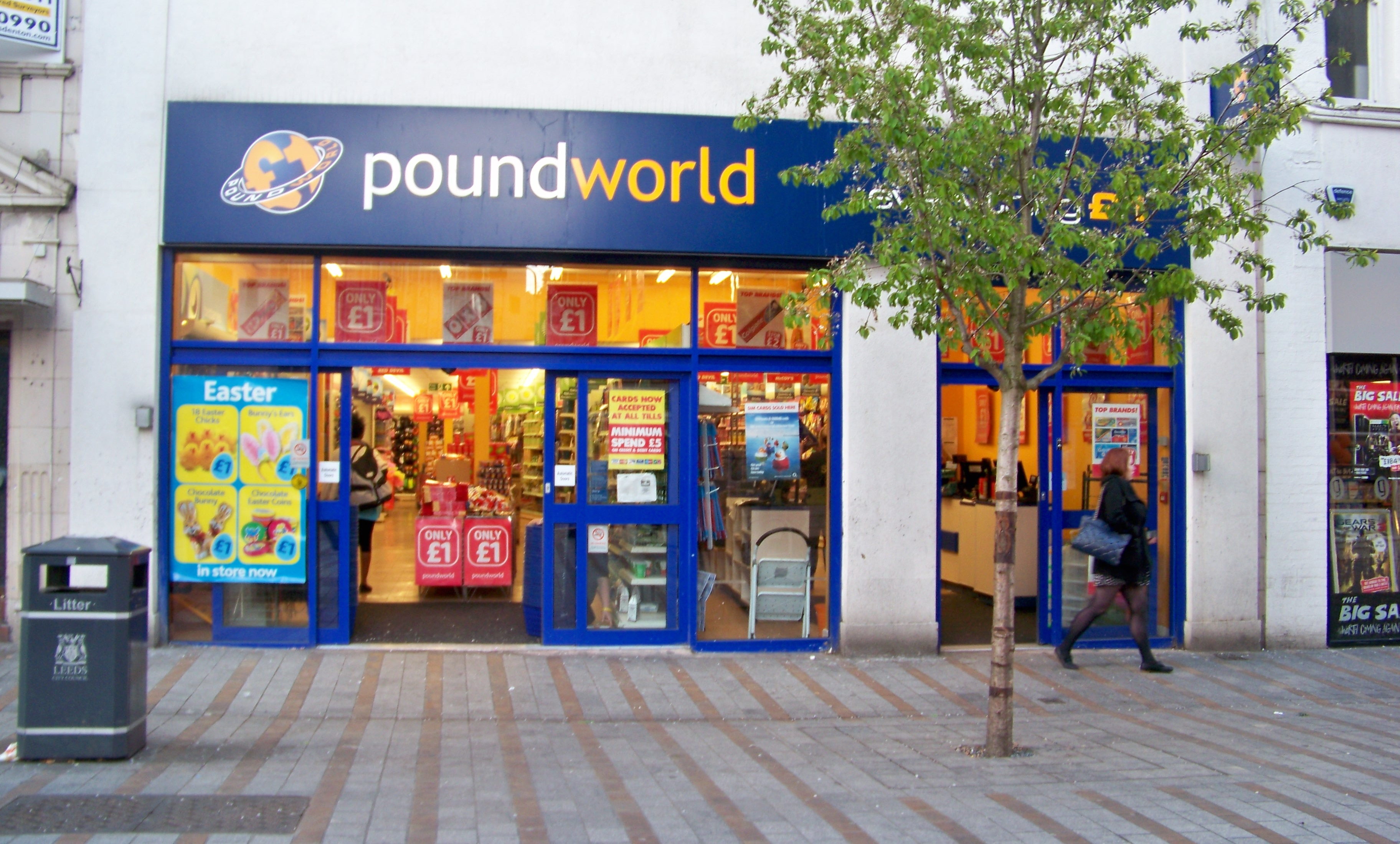 Deloitte named administrators to UK discount retailer Poundworld