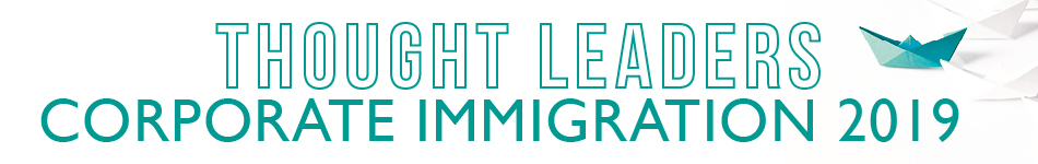 Thought Leaders - Corporate Immigration header