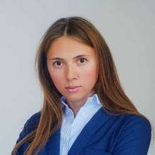Anastasiya Sukacheva
