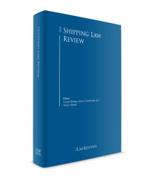 Singapore - The Shipping Law Review - Edition 5 - TLR - The Law