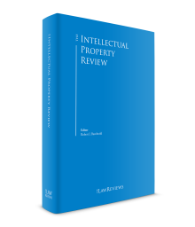 United Kingdom - The Intellectual Property Review - Edition 7 - TLR