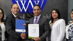 DR's Wandelpool signs Pro Bono Declaration for the Americas
