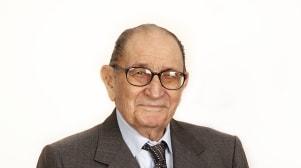 Alfonso Rubio: 1 November 1915 - 21 August 2017