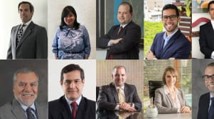 All change in Peru's legal community