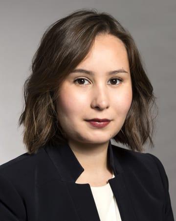 Anna  Gaudoin