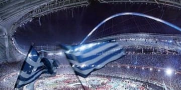 Greece faces bid to enforce Olympics award
