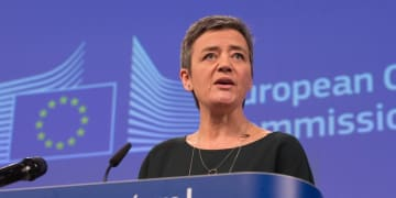 Vestager reappointed to head DG Comp