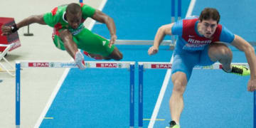 Russia's athletes fall at CAS hurdle