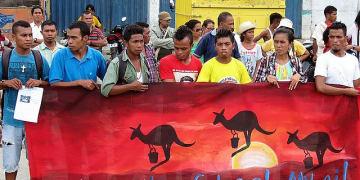 East Timor and Australia reach deal on maritime border