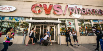 Amazon and Caremark could haunt CVS/Aetna