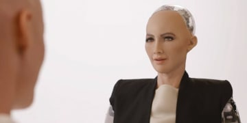 Will artificial intelligence eliminate the human factor?