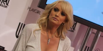 """Trump accused of using """"bogus"""" arbitration to silence porn star"""