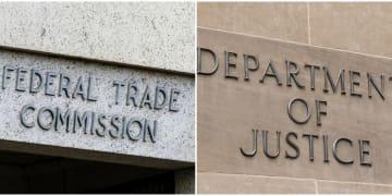 Patents may divide Trump's FTC and DOJ