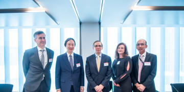 Arbitrators share views on Belt and Road and more