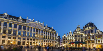 BRUSSELS: protecting the wealth of Europe