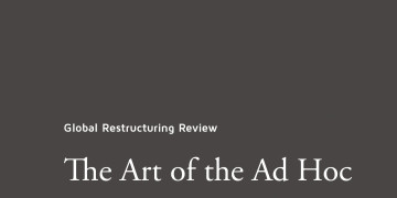 The art of the ad hoc committee, present and future