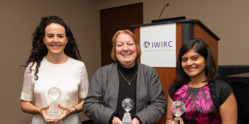 "Washington, DC: IWIRC recognises ""remarkable"" members at spring conference"