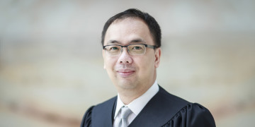 GRR meets Singapore's Justice Aedit Abdullah