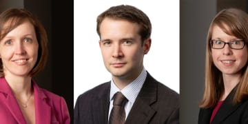 Macfarlanes promotes three in financial regulatory team