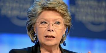"Reding slams US ""doublespeak"" on data privacy"
