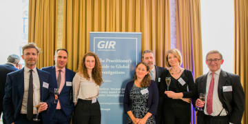 GIR Practitioner's Guide launch party - in pictures