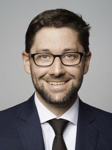 Jürg Frick: partner at Homburger in Zurich