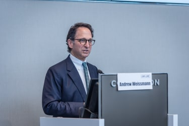 GIR Live DC: Weissmann speech and Q&A