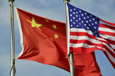 "DOJ focus on China: ""Is this a weaponising of the FCPA?"""