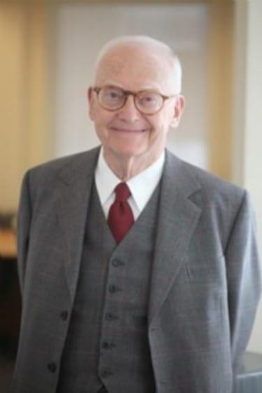 Judge Schwebel at 81