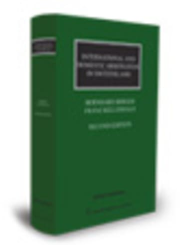 BOOK REVIEW: International and Domestic Arbitration in Switzerland