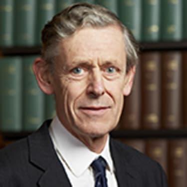 London set welcomes back Supreme Court judge