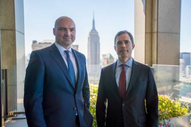 US v UK: Patrick Stokes and Ben Morgan in dialogue