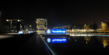 ThyssenKrupp retains firm for frustrated bribery investigation