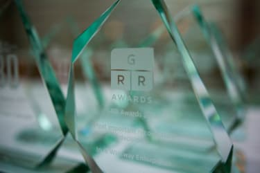GRR Charity Awards 2017 - the winners