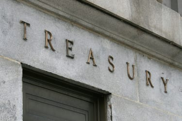 US Treasury on pace for record sanctions enforcement year