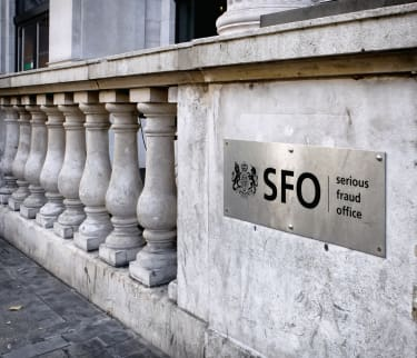 "SFO case controller: Current state of UK corporate criminal liability ""affront to justice"""