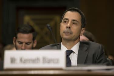 Democratic senators pressure FinCEN to investigate Deutsche Bank allegations