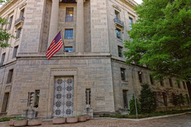 DOJ's criminal division missing key political appointees