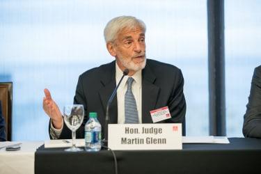 An interview with Judge Martin Glenn