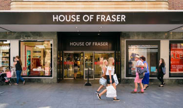 House of Fraser races to approve scheme of arrangement - GRR