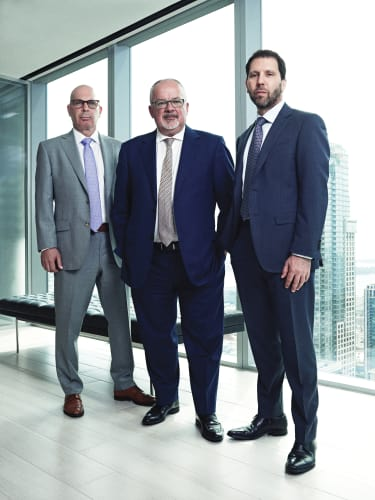 Borden Ladner Gervais boosts white-collar practice with three partners