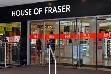 Landlords challenge House of Fraser CVA