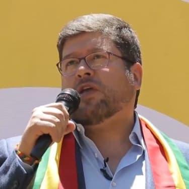 Bolivian opposition leader alleges court bias after award challenge