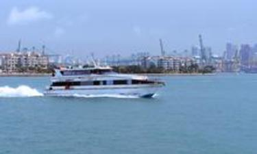 Singapore punishes ferries for information exchange