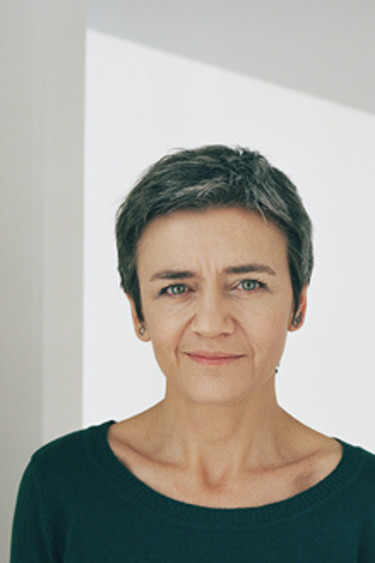 Denmark's Vestager given competition job in reorganised commission