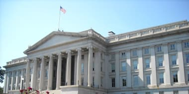 "US Treasury Department's ""devastating"" legal brain drain continues"