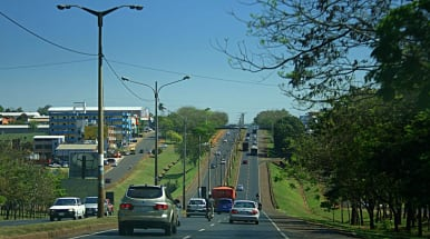 Construction group makes rare project bonds issuance in Paraguay