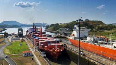 Panama Canal Authority wins first ICC case