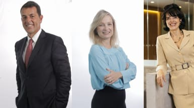 Felsberg and Madrona hire from KLA and Bocater